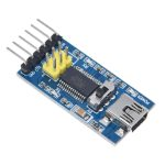 Модуль Arduino USB to TTL конвертер FTDI FT232RL 3.3/5V