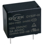 Реле QY32F-T-005-HSP 16A 1A coil 5VDC 0.2W