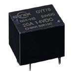 Реле QYT78-012-HS 20A 1A coil 12VDC
